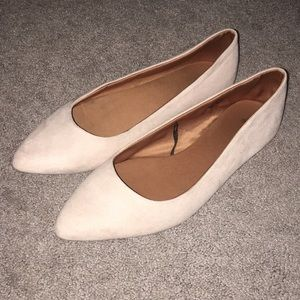 H&M Pointed Toe Flats